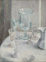 Paintings by the artist Dod Procter